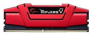 G.Skill Ripjaws V Red 16GB (KIT 1x 16GB) / 3000MHz / DDR4 / 15-15-15-35 / 1.35V
