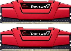 G.Skill Ripjaws V Red 32GB (KIT 2x 16GB) / 3000MHz / DDR4 / 15-15-15-35 / 1.35V