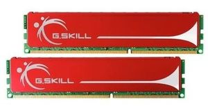 G.Skill Red 4GB / DDR3 / 1600MHz / 2x2GB KIT / 9-9-9-24 / výprodej