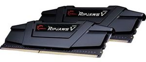 G.Skill Ripjaws V Black 8GB (2x 4GB) / DDR4 / 3200MHz / 16-16-16-36