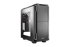 be quiet! SILENT BASE 600 Window Silver / ATX / 2x USB 2.0 + 2x USB 3.0 / 1x 120 mm + 4x 140 mm