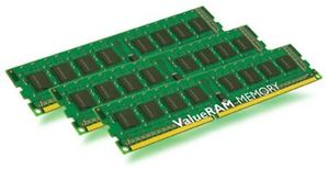 Kingston 24GB / DDR3 / 1333MHz / 3x 8GB KIT / CL9 / 1.5V