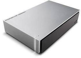 LaCie 8TB Porsche Design 3.5 USB 3.0 light-grey
