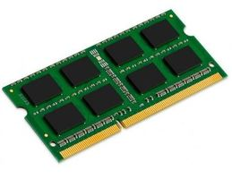 Kingston 4GB DDR3 1333MHz / SO-DIMM / CL9 / Single Rank