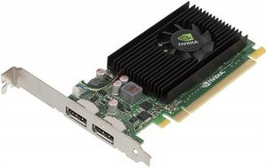 HP Quadro NVS 310 / nVidia Quadro NVS 310 / 1GB DDR3 / PCIe 2.0 / DP / Low profile