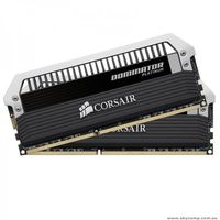 Corsair DOMINATOR 32GB / 2x16GB / DDR4 / 3000MHz / PC4-24000 / CL15-17-17-35 / 1.35V / XMP2.0  /s chladičem