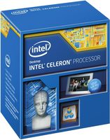 Intel Celeron G1830 @ 2.8GHz / 2C2T / 128kB, 512kB, 2MB / HD Graphics / 1150 / Haswell / 53W