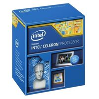 Intel Celeron G1820 @ 2.7GHz / 2C2T / 128kB, 512kB, 2MB / HD Graphics / 1150 / Haswell / 53W