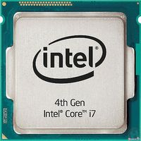 TRAY - Intel Core i7-4790 @ 3.6GHz / TB 4.0GHz / 4C8T / 256kB, 1MB, 8MB / HD 4600 / 1150 / Haswell Refresh / 84W