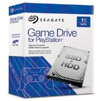 "SEAGATE Game Drive for PlayStation 1TB / SSHD / 2.5"" SATA III / 5 400 rpm / 64MB cache / 2y"