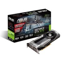 ASUS GeForce GTX 1070 Founders Edition / 1506-1683MHz / 8GB D5 8GHz / 256-bit / DVI, HDMI, 3x DP / 225W (8)