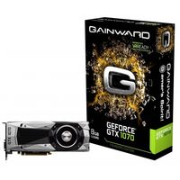 Gainward GeForce GTX 1070 Founders Edition / 1506-1683MHz / 8GB D5 8GHz / 256-bit / DVI, HDMI, 3x DP / 225W (8)