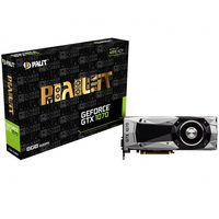 Palit GeForce GTX 1070 Founders Edition / 1506-1683MHz / 8GB D5 8GHz / 256-bit / DVI, HDMI, 3x DP / 225W (8)