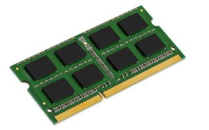Kingston 8GB (1x 8GB) DDR3 1333MHz / CL9 / SO-DIMM / 1.5V / 2R X8 / Non-ECC / Un-Registered