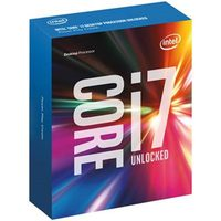 Intel Core i7-6800K @ 3.4GHz / TB 3.8GHz / 6C12T / 384kB, 1536kB, 15MB / 2011-3 / Broadwell-E / 140W