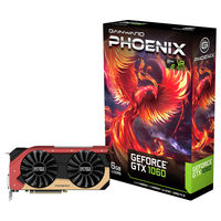 Gainward GeForce GTX 1060 Phoenix / 1506-1708MHz / 6GB D5 8GHz / 192-bit / DVI, HDMI, 3x DP / 150W (6)