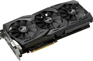 ASUS STRIX-RX480-8G-GAMING / 1266-1286MHz / 8GB D5 8GHz / 256-bit / DVI + 2x HDMI + 2x DP / 225W (8)
