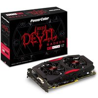 PowerColor Red Devil Radeon RX 470 4GB / 926-1270MHz / 4GB D5 7GHz / 256-bit / DVI + HDMI + 3x DP / 225W (8)