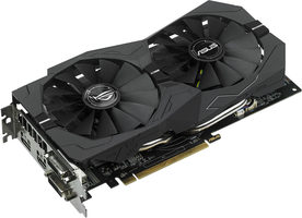 ASUS STRIX-RX470-4G-GAMING / 1206-1226MHz / 4GB D5 6.6GHz / 256-bit / 2x DVI + HDMI + DP / 150W (6)