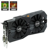 ASUS STRIX-RX470-O4G-GAMING / 1250-1270MHz / 4GB D5 6.6GHz / 256-bit / 2x DVI + HDMI + DP / 150W (6)