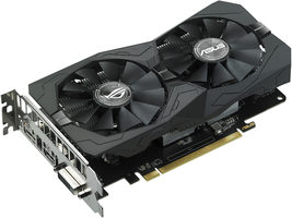 ASUS STRIX-RX460-4G-GAMING / 1200-1220MHz / 4GB D5 7GHz / 128-bit / DVI + HDMI + DP / 150W (6)
