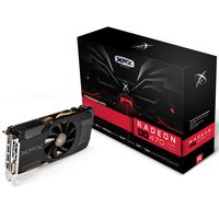 XFX Radeon RX 470 4GB Single Fan Triple X / 926-1226MHz / 4GB D5 6.6GHz / 256-bit / DVI + HDMI + 3x DP / 150W (6)