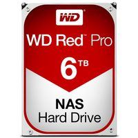 "WD Red Pro 6TB / HDD / 3.5"" SATA III / 7 200 rpm / 128MB cache / 5y"