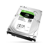 "Seagate BarraCuda 500GB / HDD / 3.5"" SATA III / 7 200 rpm / 32MB cache / 2y"