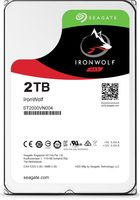 "Seagate IronWolf 2TB / HDD / 3.5"" SATA III / 5 900 rpm / 64MB cache / 3y"