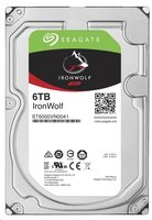 "SEAGATE IronWolf 6TB / HDD / 3.5"" SATA III / 7 200 rpm / 128MB cache / 3y"