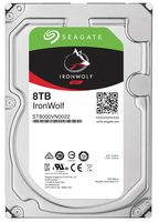 "SEAGATE IronWolf 8TB / HDD / 3.5"" SATA III / 7 200 rpm / 256MB cache / 3y"