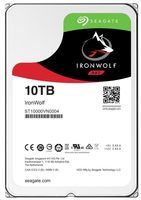 "SEAGATE IronWolf 10TB / HDD / 3.5"" SATA III / 7 200 rpm / 256MB cache / 3y"