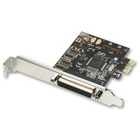 AXAGO PCI-Express adaptér / 1x paralel port + LP