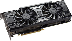 EVGA GeForce GTX 1060 FTW GAMING / 1620-1847MHz / 6GB D5 8GHz / 192-bit / DVI, HDMI, 3x DP / 225W (8)