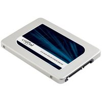 "Crucial MX300 SSD 525GB / 6Gbps / 2.5"" / 7mm / 530MBs / 510MBs / 92.000 IOPS / 83.000 IOPS"