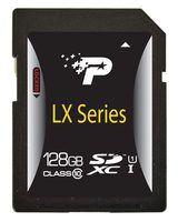 Patriot 128GB Secure Digital LX Series / SDXC / Class 10