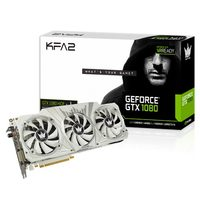 KFA2 GeForce GTX 1080 Hall of Fame Edition / 1733-1873MHz / 8GB D5X 10GHz / 256-bit / DVI+HDMI+3x DP / 180W (8+8)