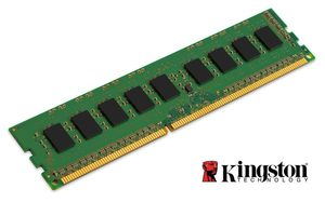 Kingston 16GB DDR4 2400MHz ECC Reg DR x8 / 16GB KIT / CL17 / XMP / 1.5V / černá