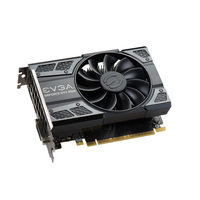 EVGA GeForce GTX 1050 / 1354-1455MHz / 2GB D5 7GHz / 128-bit / DVI, HDMI, DP / 75W
