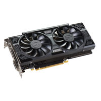 EVGA GeForce GTX 1050 SSC / 1430-1544MHz / 2GB D5 7GHz / 128-bit / DVI, HDMI, DP / 75W