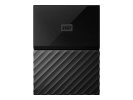 "WD My Passport for Mac 4TB / HDD / 2.5"" / HFS+ Journaled / USB 3.0 / Černá / 3y"