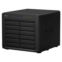 Synology DiskStation DS3617xs / 12x HDD / Intel QC @2.2GHz / 16GB RAM / 2x USB 3.0 / 4x GLAN