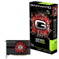 Gainward GeForce GTX 1050  / 1354-1455MHz / 2GB D5 7GHz / 128-bit / DVI + HDMI + DP / 75W