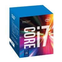 Intel Core i7-7700 @ 3.6GHz / TB 4.2GHz / 4C8T / 256kB, 1MB, 8MB / HD Graphics 630 / 1151 / Kaby Lake / 65W