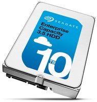 "SEAGATE Enterprise Capacity HDD 10TB / Interní / 3.5"" / SATA III / 256MB cache / 7200rpm / 5y"