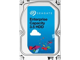 "SEAGATE Enterprise Capacity HDD 2TB / Interní / 3.5"" / SATA III / 128MB cache / 7200rpm / 5y"