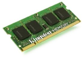 Rozbaleno - Kingston 2GB DDR3 1600MHz / 1x2GB / CL11 / SR X16 / rozbaleno