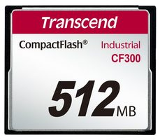 Transcend 512MB CF Card 300X / UDMA5 / TYPE I