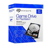 "SEAGATE Game Drive for PlayStation 2TB / SSHD / 2.5"" SATA III / 5 400 rpm / 64MB cache / 2y"