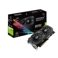 ASUS STRIX-GTX1050-2G-GAMING / 1354-1455MHz / 2GB D5 7GHz / 128-bit / 2x DVI + HDMI + DP / 75W (6)